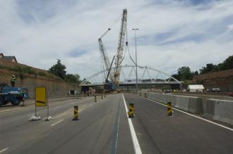 N1 Lynnwood Pipe Bridge