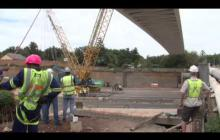 Embedded thumbnail for Lynnwood Glen Pipe Bridge Lift
